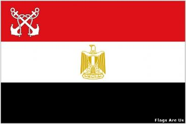 Egypt Naval Ensign